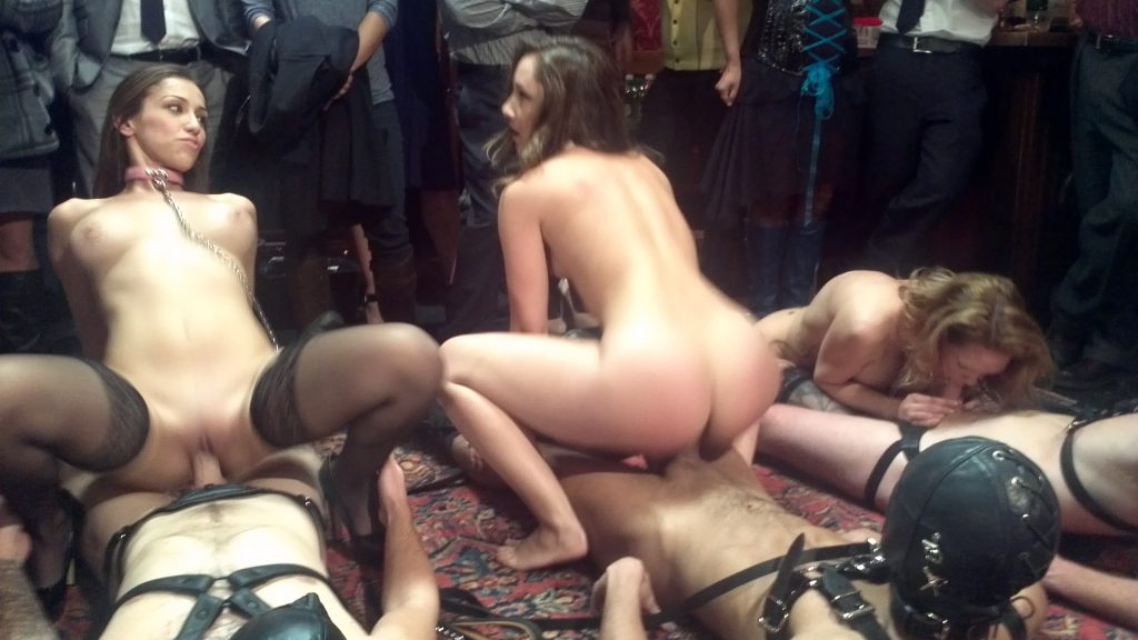 group sex bondage