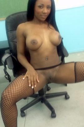 Hot Ebony Anal Sex With Persia Black