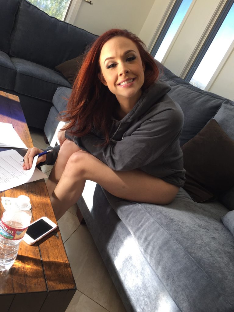 chanel preston anal