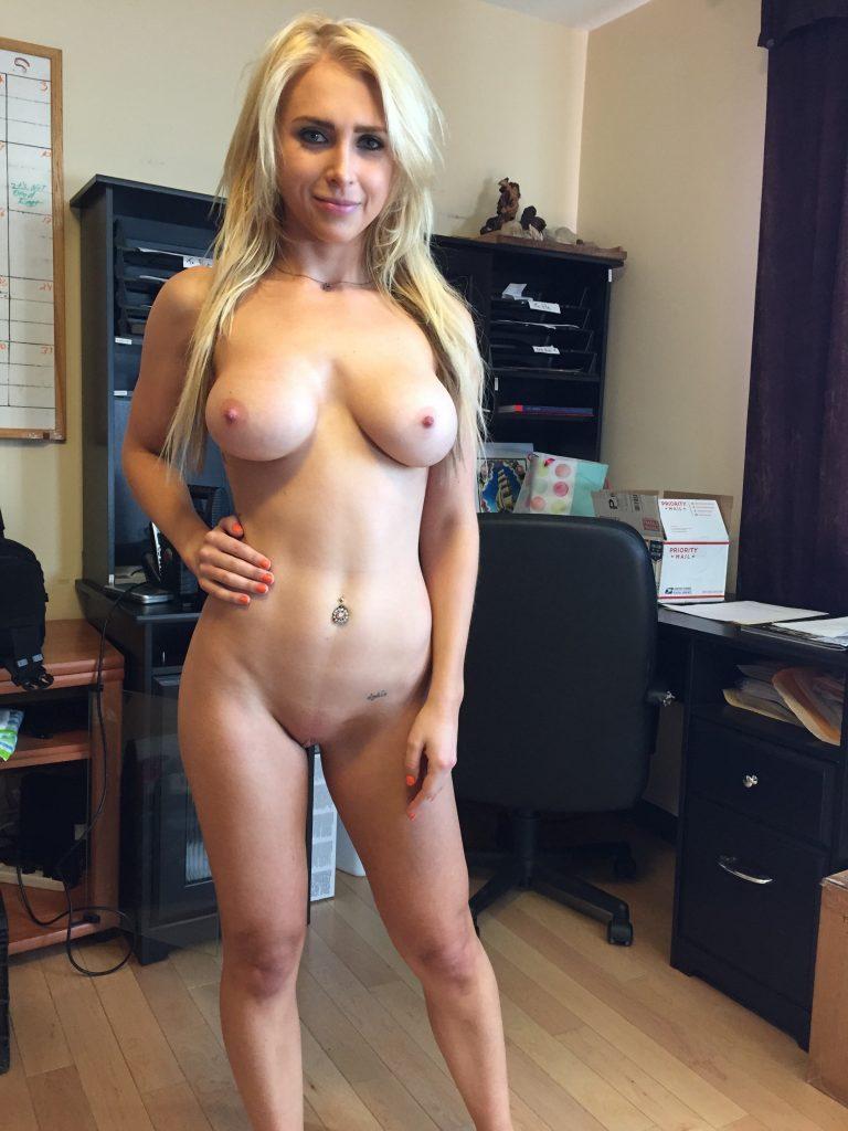 Nice pornstar office galleries one boob one