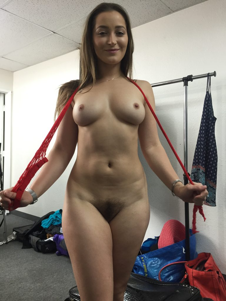 super cute nude women