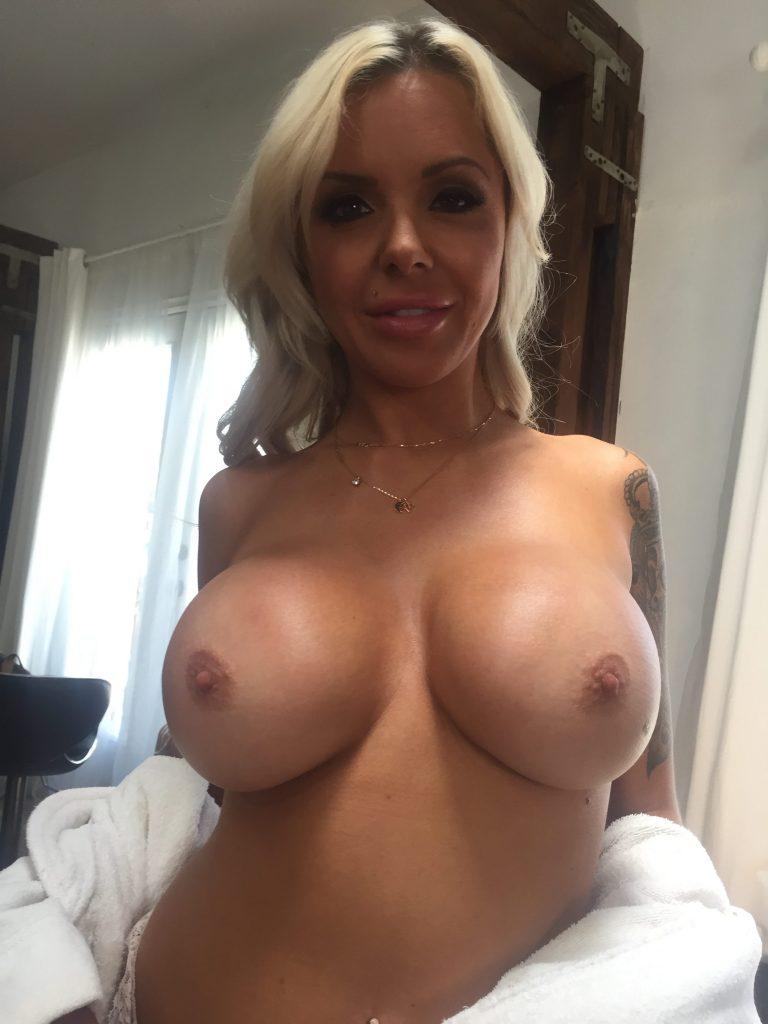 Skinny Big Tit Anal Milf
