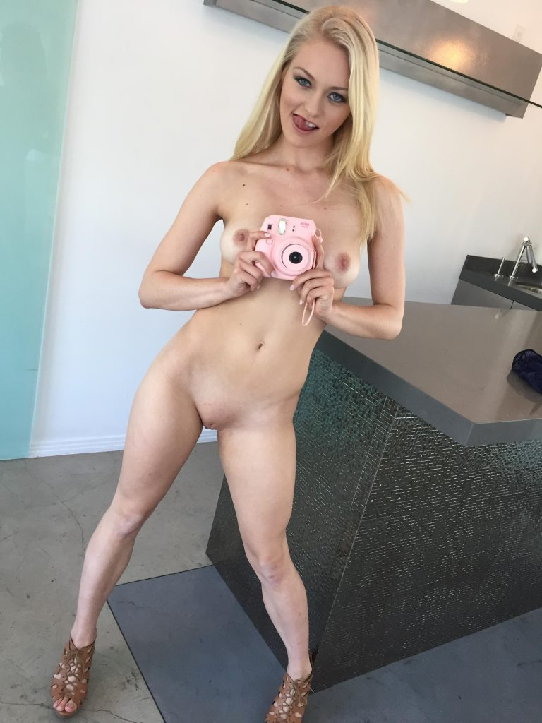 Allie James Nude romantic sex with allie rae - james deen blog